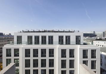 betoShell®FLEX30 in Köln, WDR