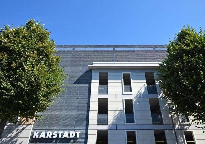 Karstadt Parkhaus Bad Homburg