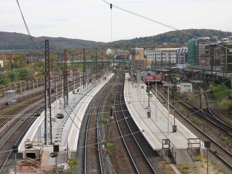 Systembahnsteige - Bahnsteig modula® gemäß Rahmenvertrag