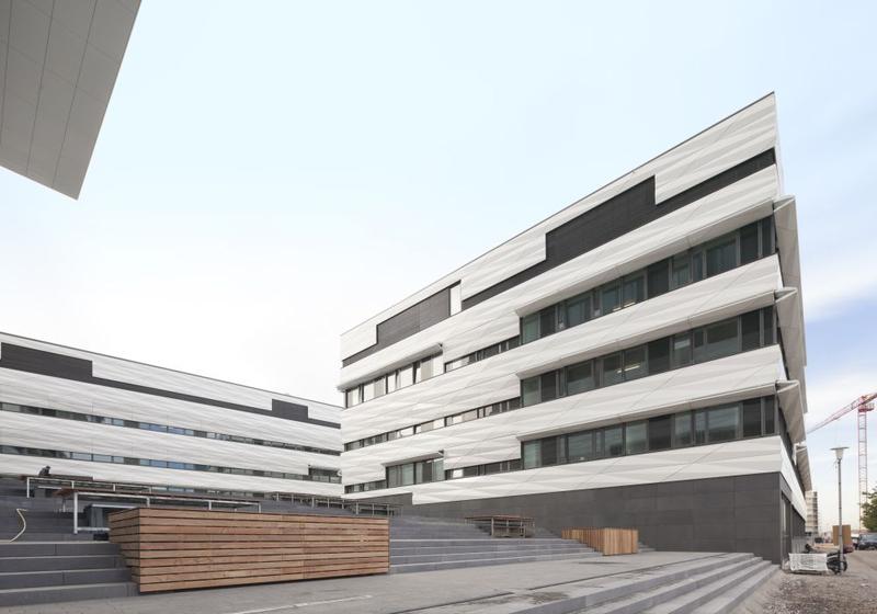 Referenz betoshell textilbeton f r skylabs heidelberg for Zocalos de fachadas fotos