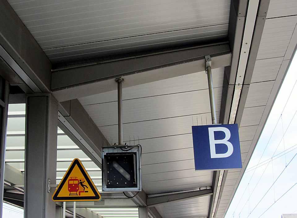 "Platform roof type ""Zwiesel"""