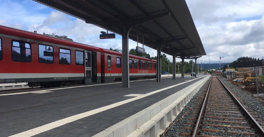 Platform construction