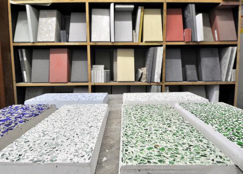 neue architektonische gestaltungsm glichkeiten durch glas in beton. Black Bedroom Furniture Sets. Home Design Ideas