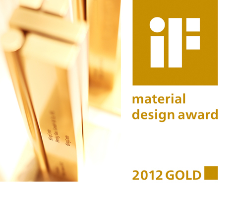 BlingCrete - IF Gold Award