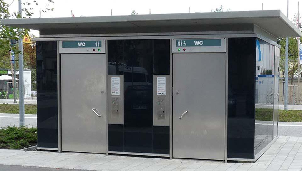 Installation de toilette modulaire à Villingen-Schwenningen