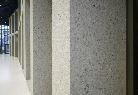 Ground surfaces for International decor surfaces