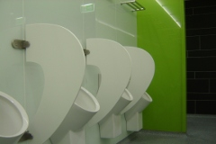 Railcity wc in genf geopend - Wandbekleding voor wc ...