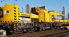 Construcción de vías férreas